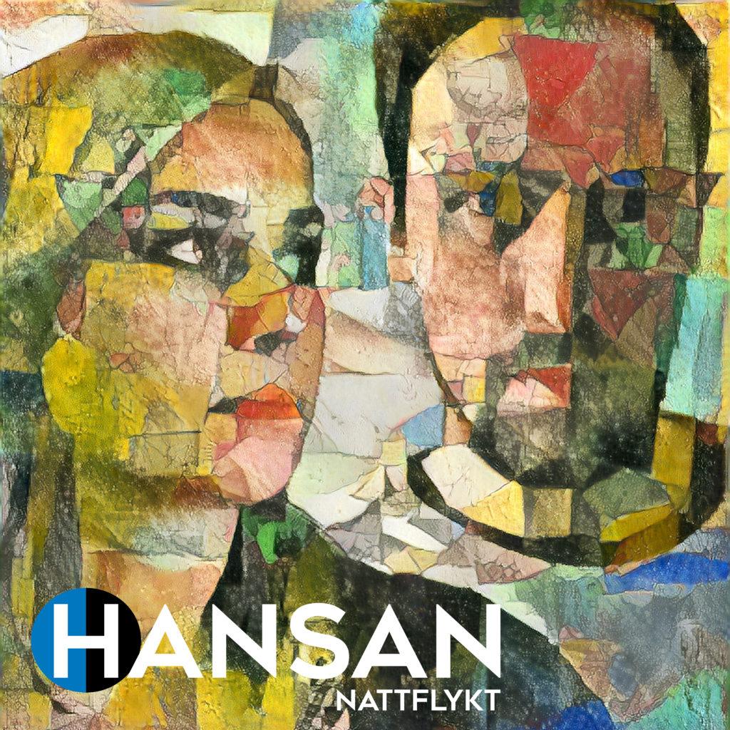 Hansan - Nattflykt - Album Cover