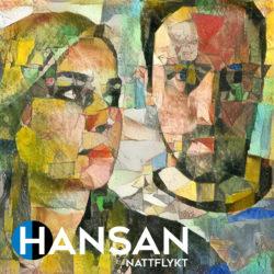 Hansan - Nattflykt - CD Cover